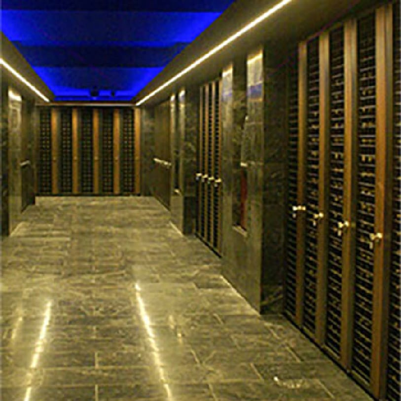 gallery - focus wine cellars
