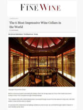 Fine Wine - Focus Wine Cellars