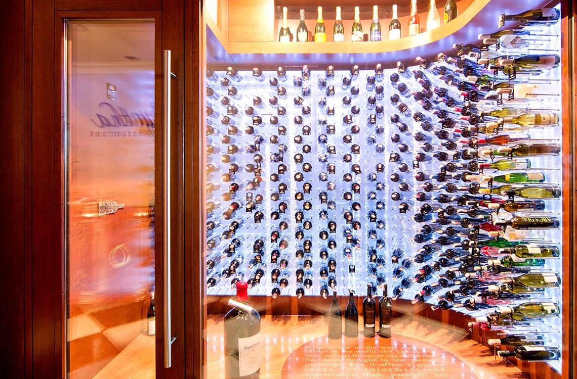 Modern Wine Cellar - Pera Palace Hotel